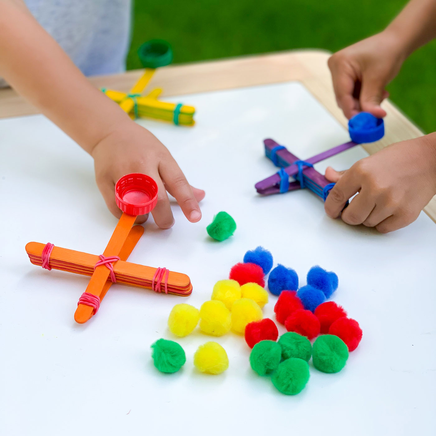 Make a DIY Catapult Out of Simple Supplies