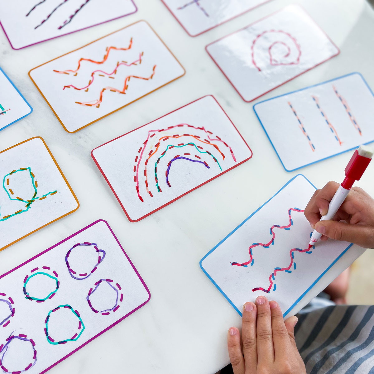 pre-writing-tracing-activity-cards-lines-curves-preschool-toddlers