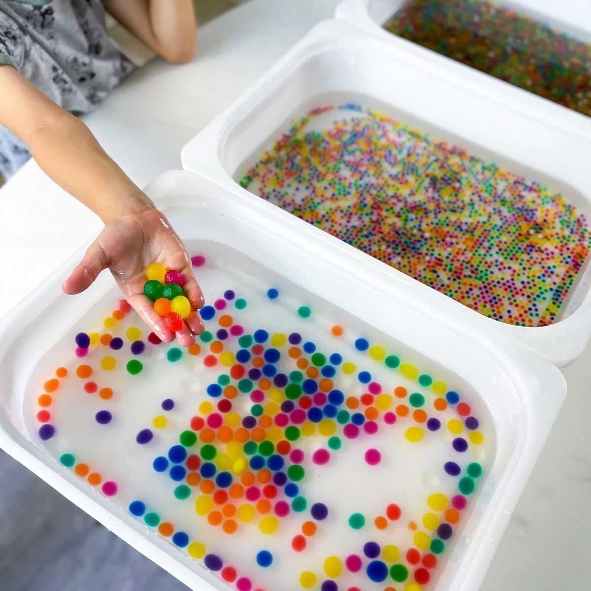 water beads large small medium how to make how to store where to buy how to dispose or reuse