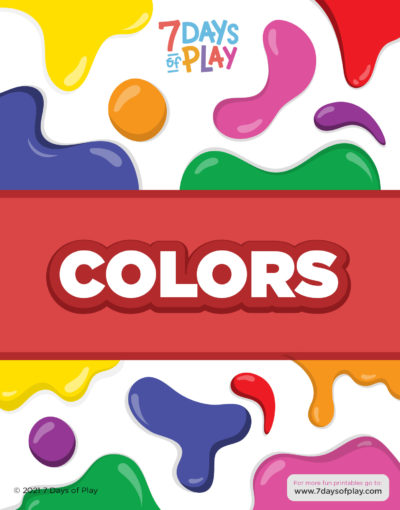 learn and teach colors with this free printable worksheet for kids printable