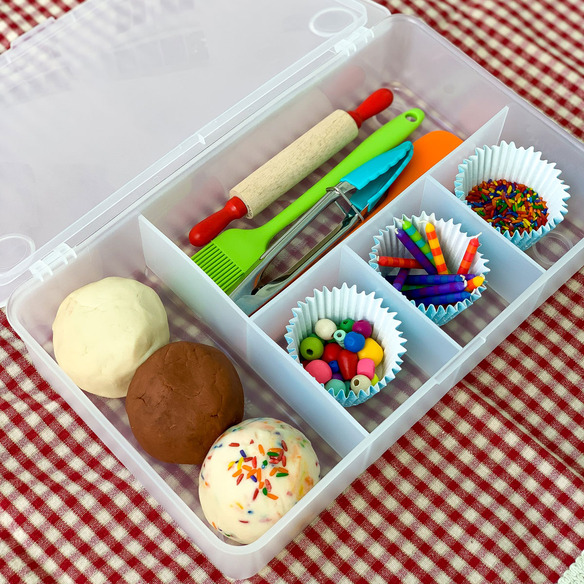 Birthday Play Dough Kit – Easy Party in a Box!
