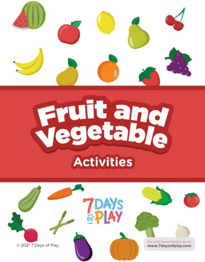 printable worksheets for kids fruit and vegetable activities food
