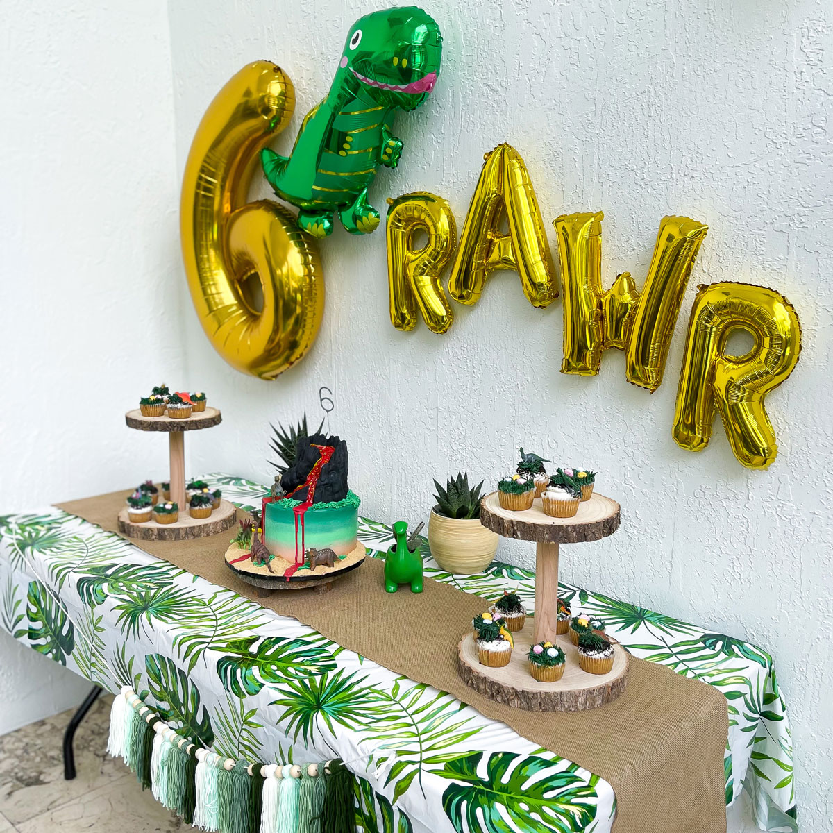 dinosaur party theme for kids ideas and inspiration
